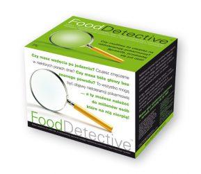 food detective test na nietolerancje pokarmowe